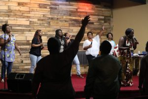 Saturday Night Worship @ All About Jesus Ministries